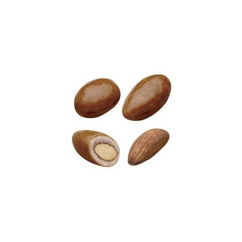 Tiramisu ízesítésű fehér csokoládés Mandula drazsé
