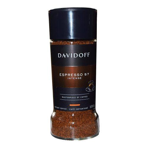 Davidoff Espresso 57 Intense instant kávé 100g