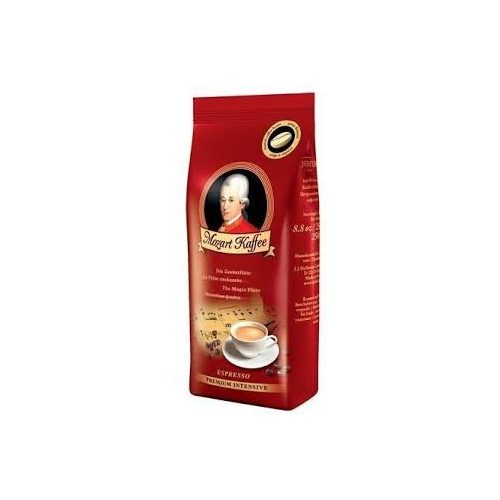 Mozart Varázsfuvola premium intensive szemes kávé 250 g