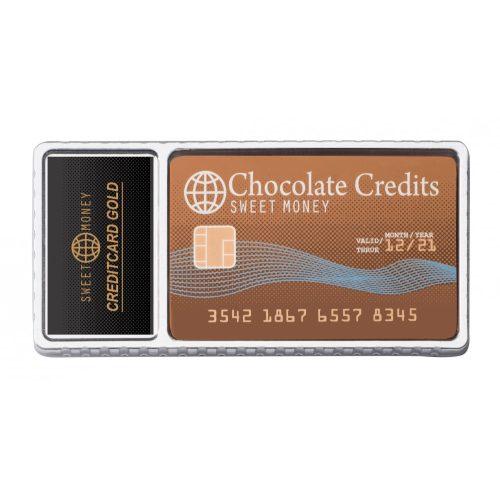 Weibler tejcsokoládé hitelkártya 25g