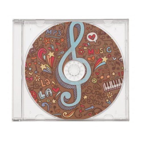 Weibler tejcsokoládé CD 40g