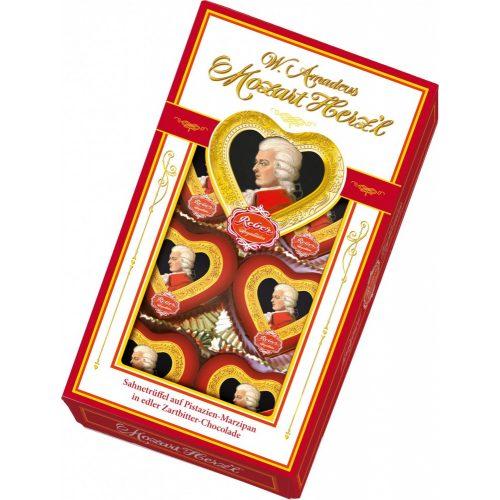 Reber Mozart Szív Amadeus 80 g