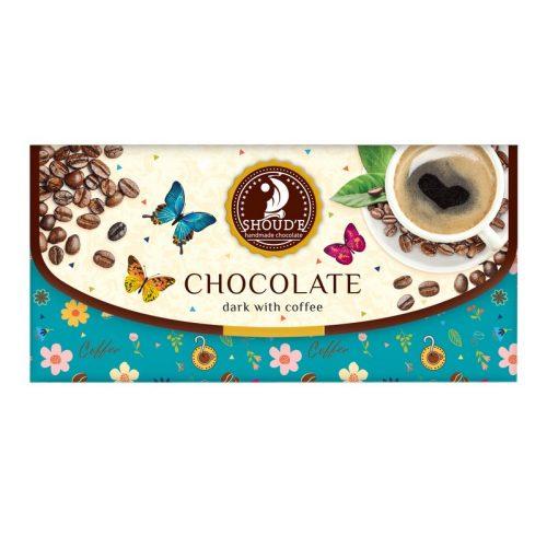 Shoud'e női brifkó - étcsokoládé kávéval 70g