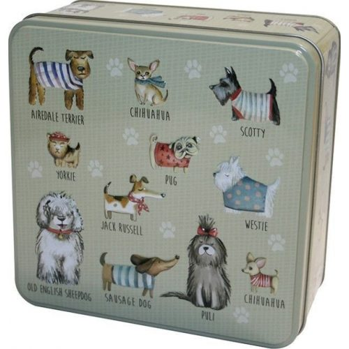 Grandma Wild's kekszválogatás - pulcsis kutyák 160g 428042