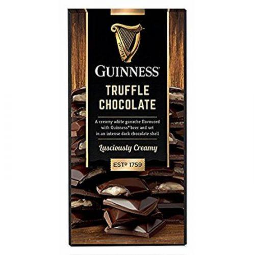 Guinness Bar Original sörös trüffelkrémmel töltött étcsokoládé 90g