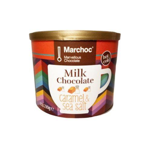 Marchoc forró tejcsokoládé por 230 g sós karamellás