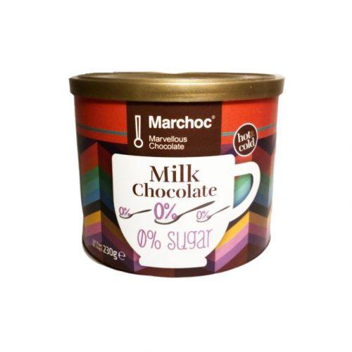 Marchoc forró tejcsokoládé por 230 g édesítőszerrel