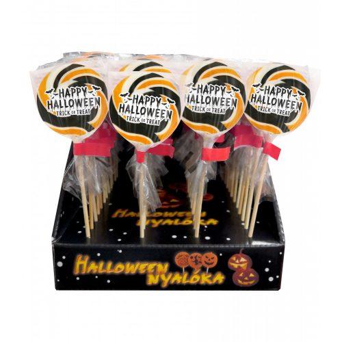 TLM Halloween Hurrikán nyalóka 17g