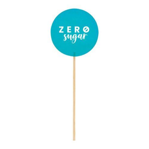 TLM Zero Sugar kézműves korong nyalóka 20g Cikksz:31340