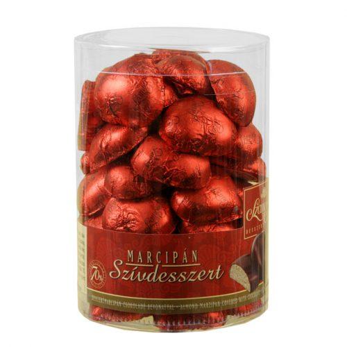 Szamos marcipán szív henger 50dbx14g