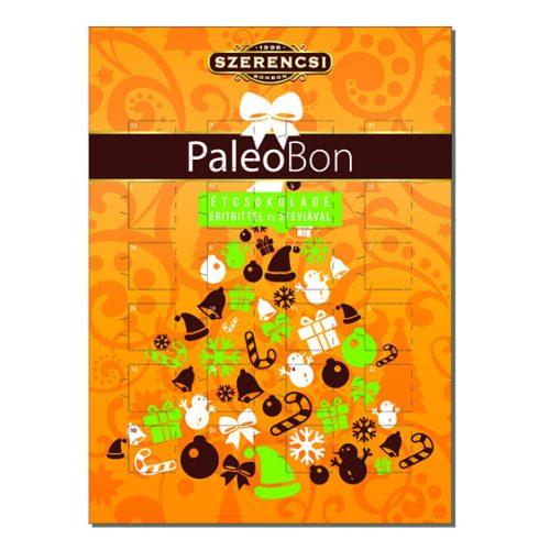 Szerencsi Paleobon Adventi kalendárium étcsokoládé 50g
