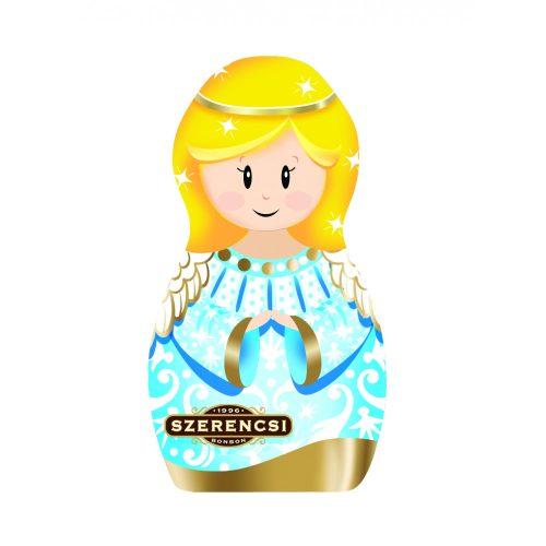 Szerencsi Angyalka tejcsokoládé figura 26g