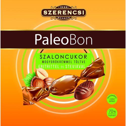 Szerencsi Paleobon Szaloncukor mogyorókrémmel édesítőszerekkel 250g