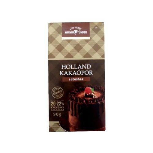 Szerencsi Konyhatündér Holland kakaópor 20-22% 90g