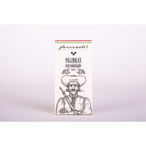 Passionate Kupica Pálinkás  tejcsokoládé bodza 16g
