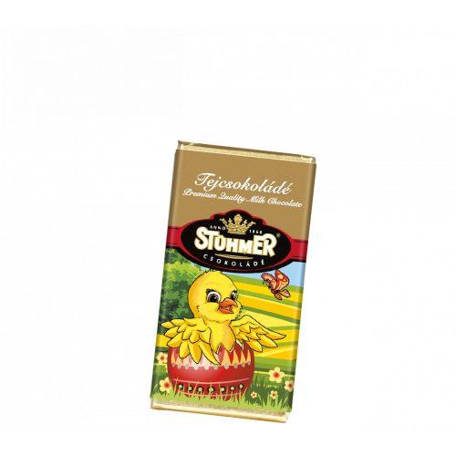 Stühmer tejcsokoládé táblácska karácsonyi 20g
