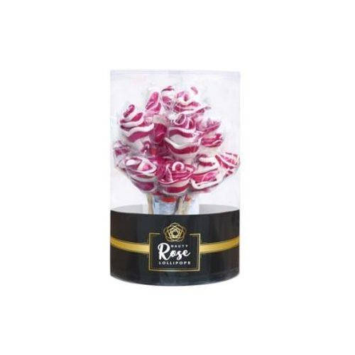 TLM Rózsa nyalóka eper ízű 50g Cikksz:31350
