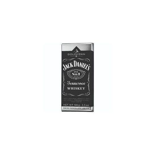 Goldkenn Jack Daniel's Liqueur Bar alkoholos töltött csokoládé 100g