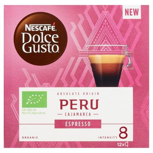 Nescafé Dolce Gusto Peru 12db-os 84g