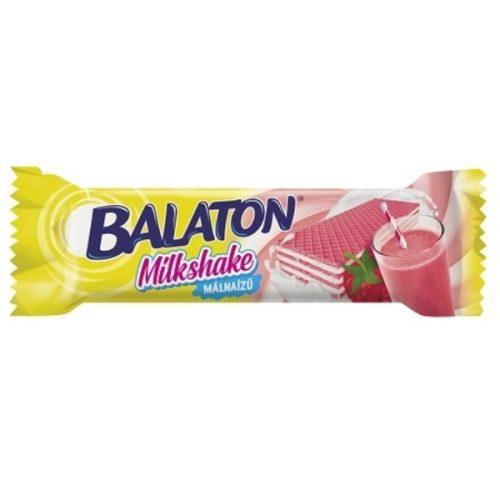 Balaton Milkshake málnás ostyaszelet 31g