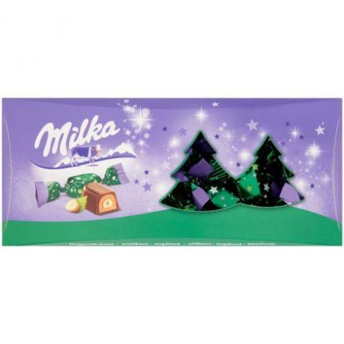 Milka szaloncukor mogyorókrémmel töltött 310 g