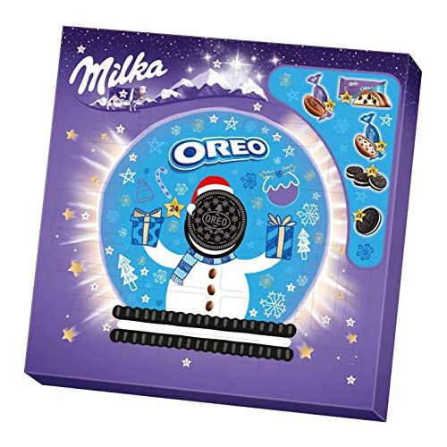 Milka Oreo Adventi kalendárium 286g