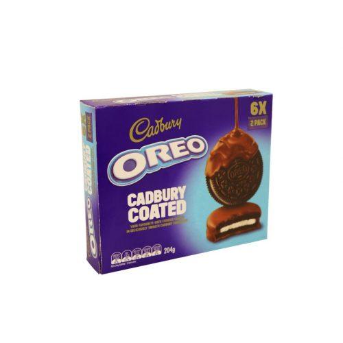 Oreo Cadburry tejcsokoládés 204g KIEMELT AKCIÓ!