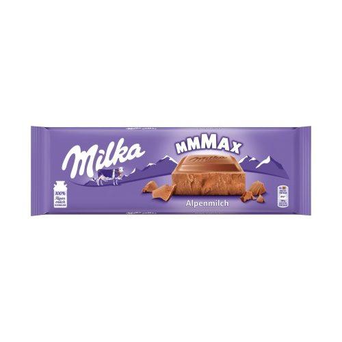 Milka Mmmax alpesi tejcsokoládé 270g