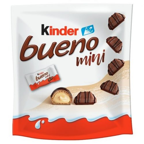 Kinder Bueno mini válogatás  108g