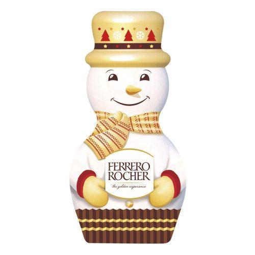 Ferrero Rocher tejcsokoládé hóember 90 g