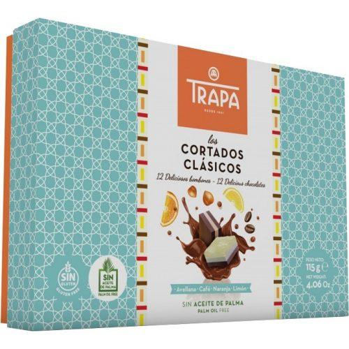 Trapa Cortados Classicos Gluténmentes desszert 115g
