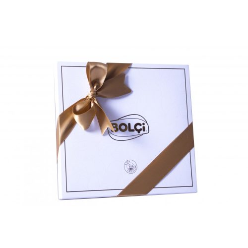 Bolci Special  white & gold ribbon desszert 230g