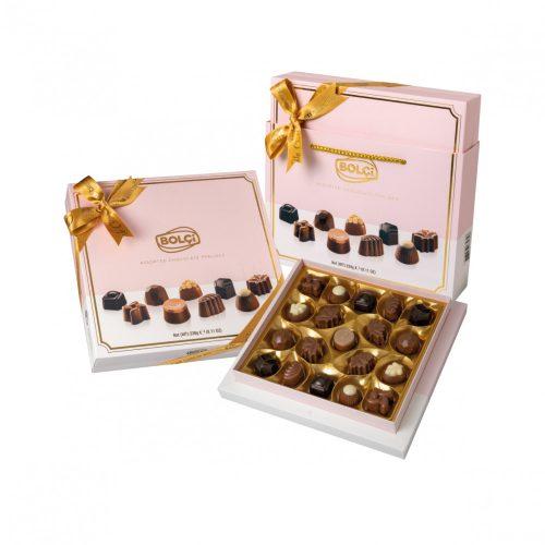 Bolci Chocolate Pralines Symphony box 230g CH001