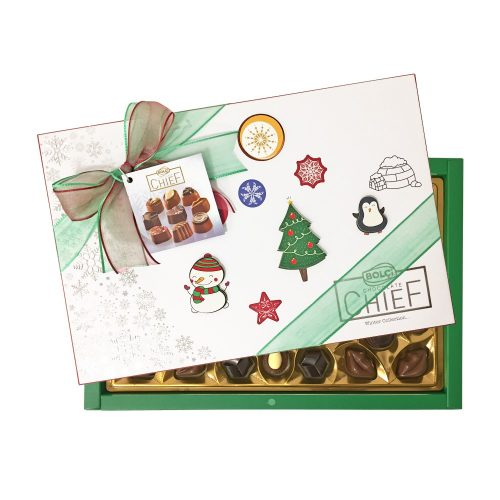 Bolci Winter box 410g ECH025
