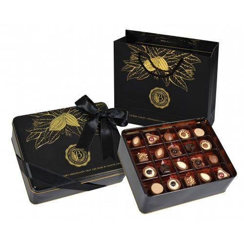 Bolci Black and Gold tin box 500g