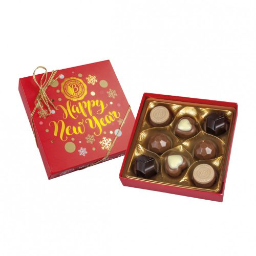 Bolci Christmas Boutique red 100g ECK070