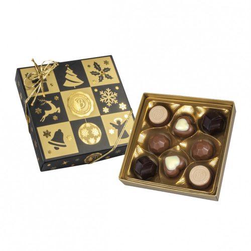 Bolci Christmas Boutique black 100g ECK072