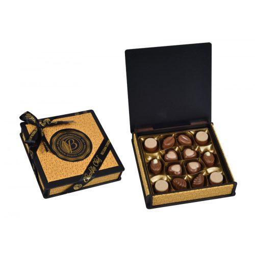 Bolci Wood Leather box gold 175g CH133