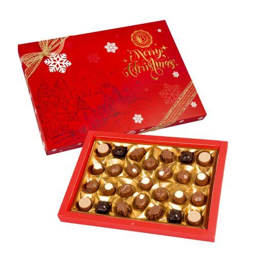Bolci Christmas selection Merry Christmas red 330g ECH145