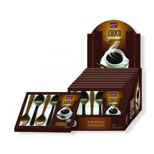 Elit csoki kanál 6db-os 54 g