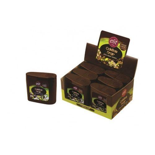Elit színes tejcsokoládé kavicsok 50g fliptop