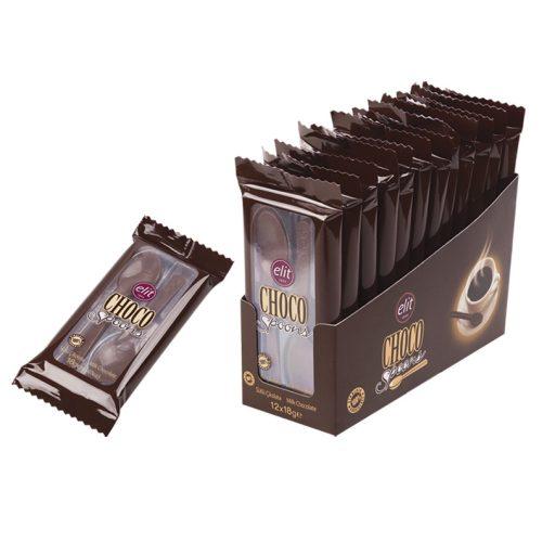 Elit Csokikanál Mini 2db-os 18g