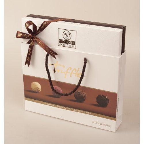 Elit Truffle White Box 252g