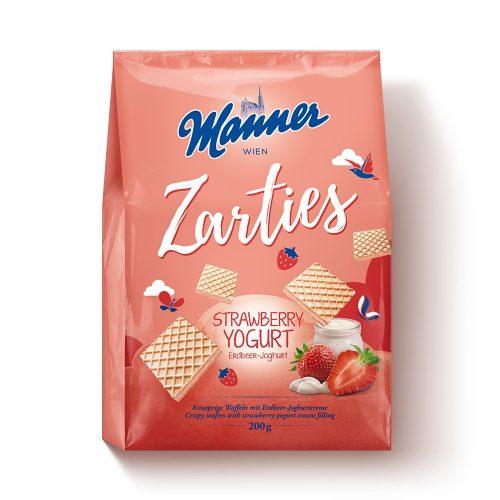 Manner szamócás-joghurtos nápolyi 200 g
