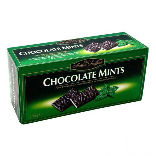 Maitre T - mentolos csokoládé 200g