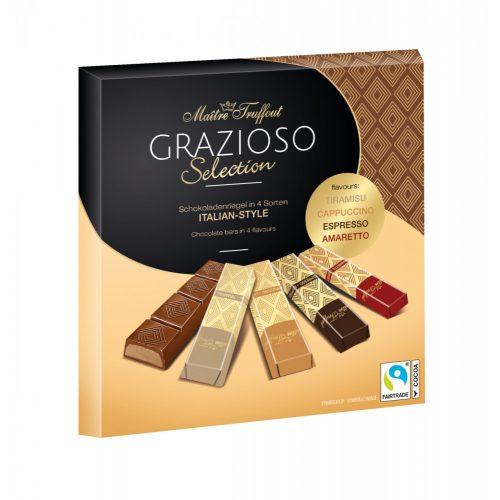 Maitre Grazioso csokoládé válogatás 200g