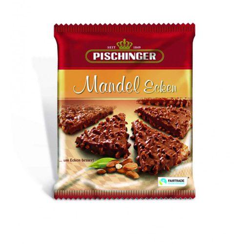 Pischinger mandulás háromszög ostya-tejcsokoládé 130g