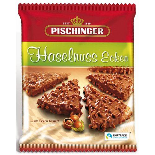 Pischinger mogyorós háromszög ostya-tejcsokoládé 130g
