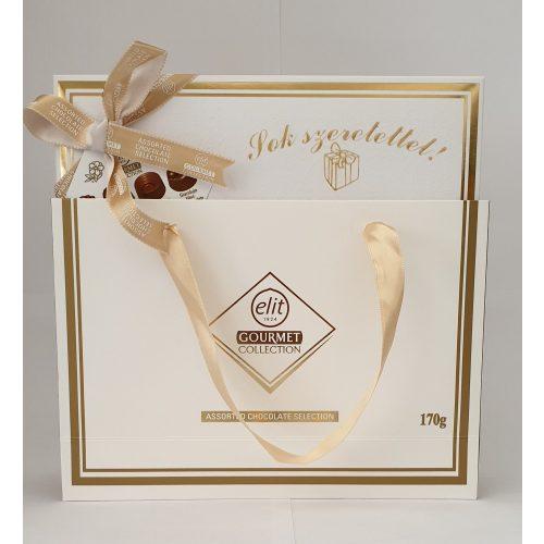 Elit Gourmet Collection 170g Sok szerettel Gravír