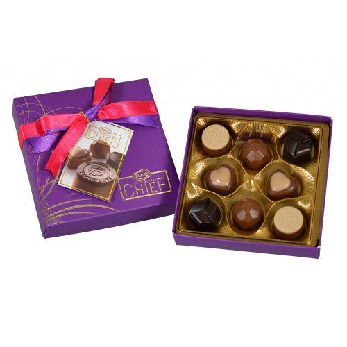 Bolci Boutique Box lila 100g